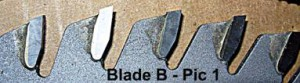How to buy a good saw blade – brazing consistency B -1