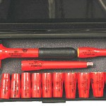 Wiha 31390 insulated 13 pc socket set
