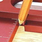 Woodpeckers 1281R - Precision Square - 12x8 feature