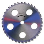 Tenryu GR-25536 - Brush Cutter, Carbide Tipped, Saw Blade