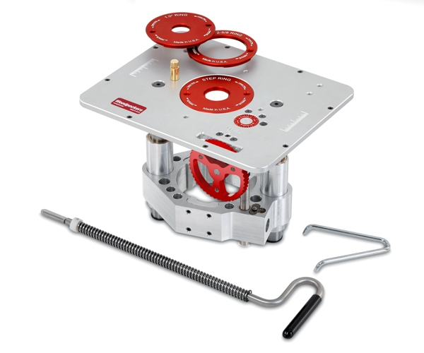 Router lifts sale carbide processors blog router lift from woodpeckers greentooth Choice Image