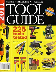Fine Woodworking Tool Guide