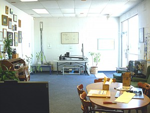 Carbide Processors Building Office