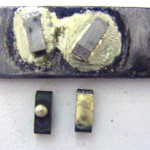 Examples of carbide brazing
