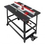 Router table package from Woodpeckers