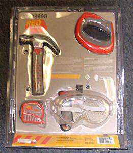 Kids's tool kits - Lowes 8 pc set.