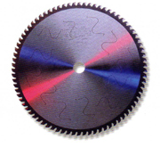 Stainless Steel cutting saw blade from Tenryu