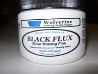 black flux