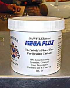 Mega Flux- brazing Flux