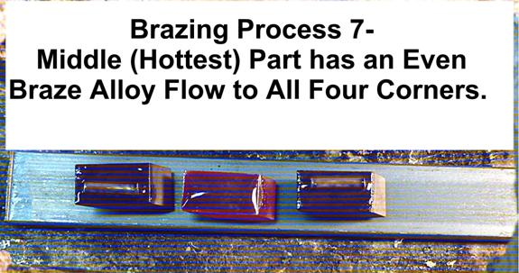 carbide tip brazing process-9