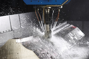 grinding with machine coolant